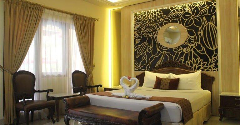 kamar indah palace