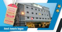 voucher hotel amaris sagan