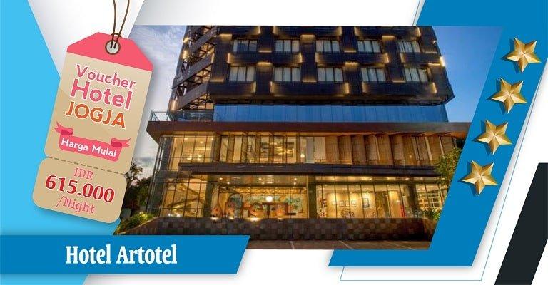 voucher hotel artotel