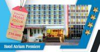 voucher hotel atrium premiere
