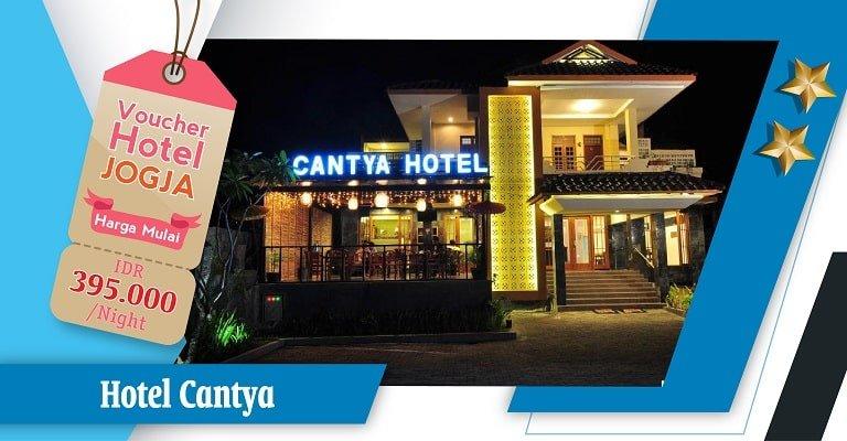 voucher hotel cantya