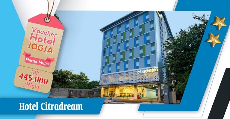 voucher hotel citradream