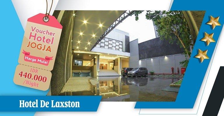 voucher hotel de laxston