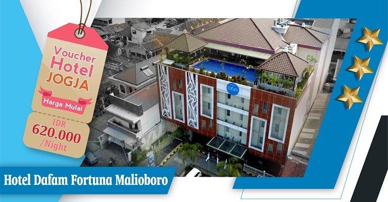 voucher hotel fortuna maliboro
