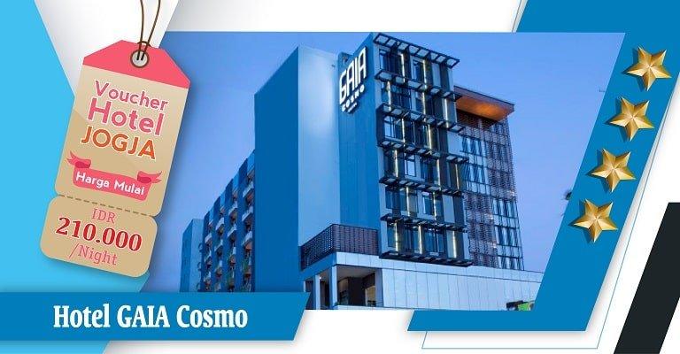 voucher hotel gaia cosmo
