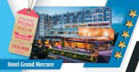 voucher hotel grand mercure