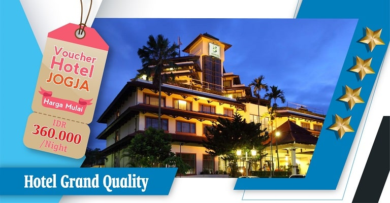 voucher hotel grand quality