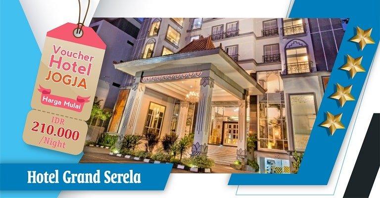 voucher hotel grand serela