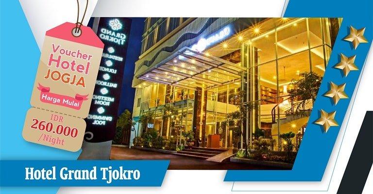 voucher hotel grand tjokro