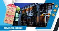 voucher hotel griya persada
