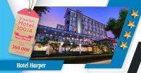 voucher hotel harper