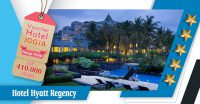 voucher hotel hyatt regency