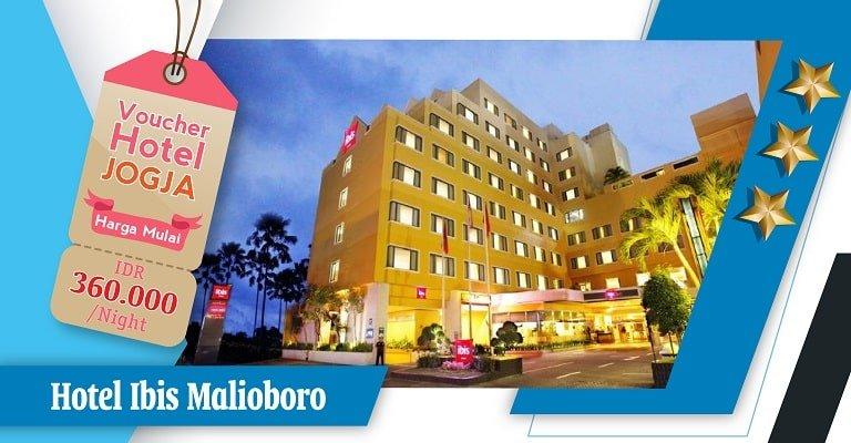 voucher hotel ibis malioboro