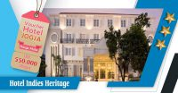 voucher hotel indies heritage