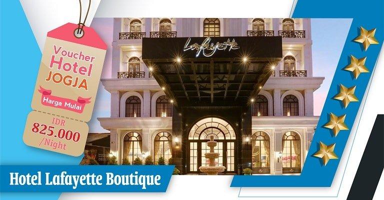 voucher hotel lafayette boutique