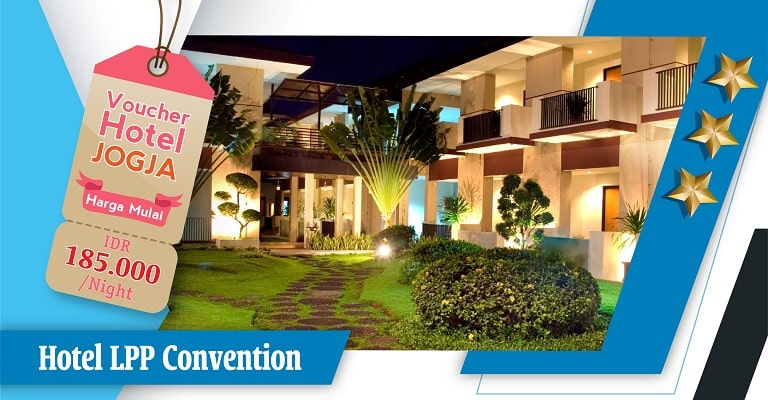voucher hotel lpp convention