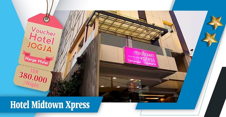 voucher hotel midtown xpress