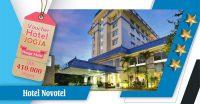 voucher hotel novotel