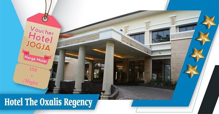 voucher hotel oxalis regency
