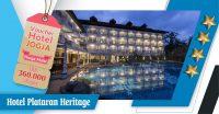 voucher hotel plataran heritage