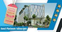 voucher hotel platinum adisucipto