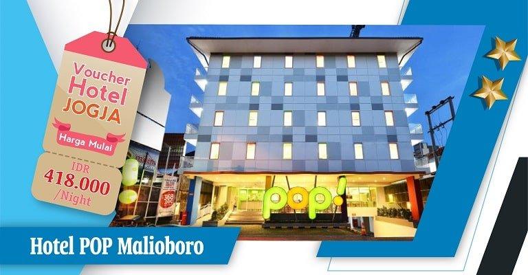 voucher hotel pop malioboro