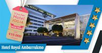 voucher hotel royal ambarrukmo