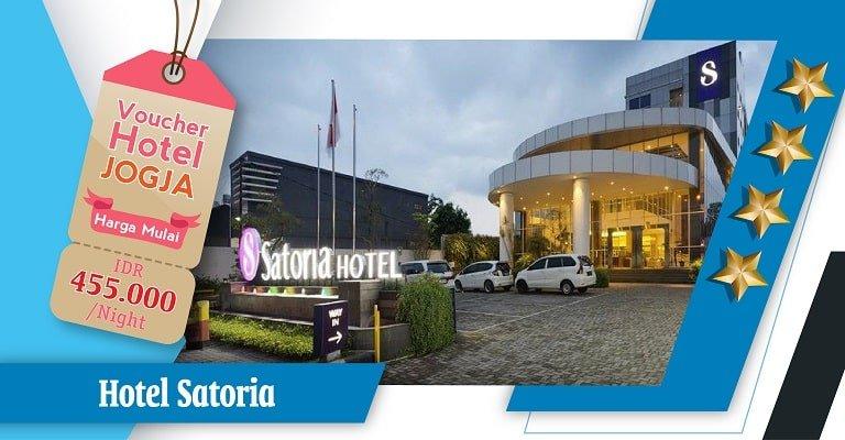 voucher hotel satoria