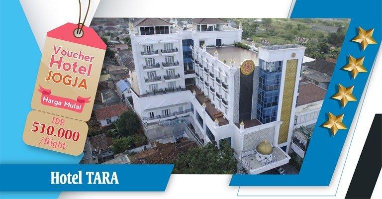 voucher hotel tara