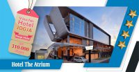 voucher hotel the atrium