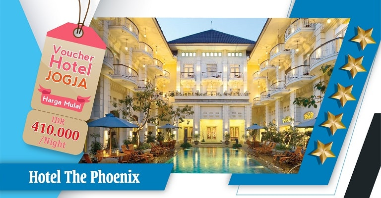 voucher hotel the phoenix