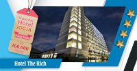voucher hotel the rich