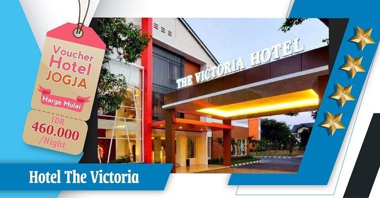 voucher hotel the victoria