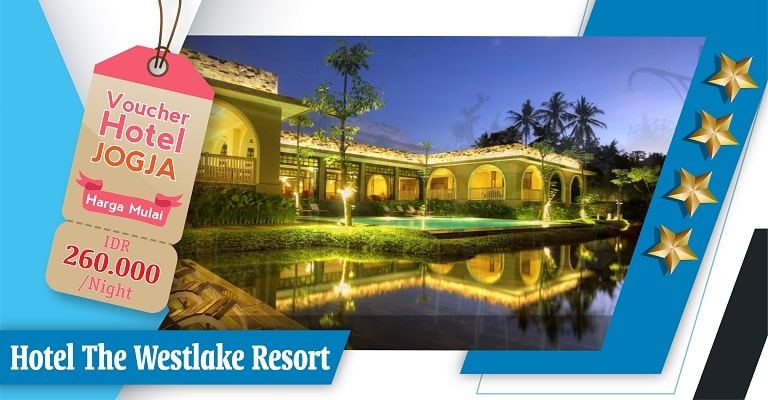 voucher hotel the westlake resort