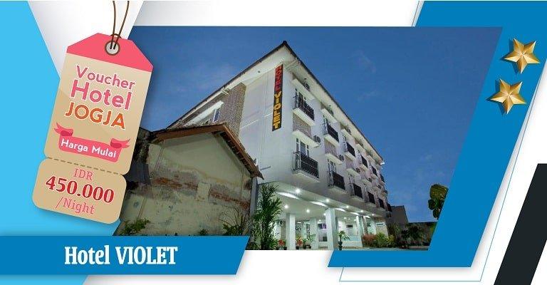 voucher hotel violet