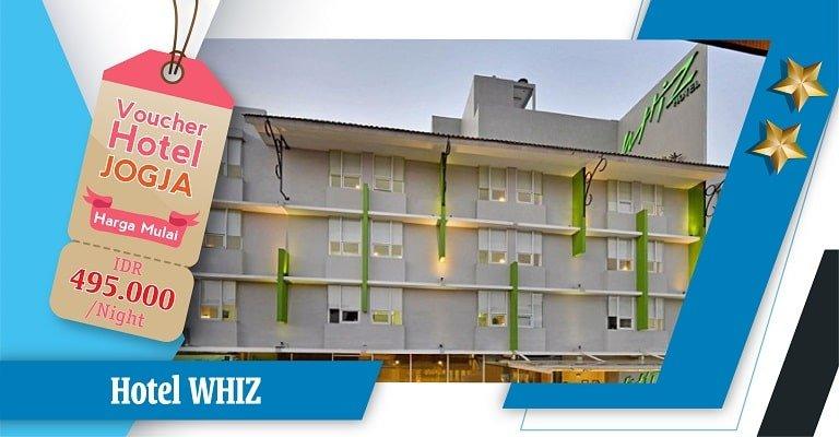 voucher hotel whiz
