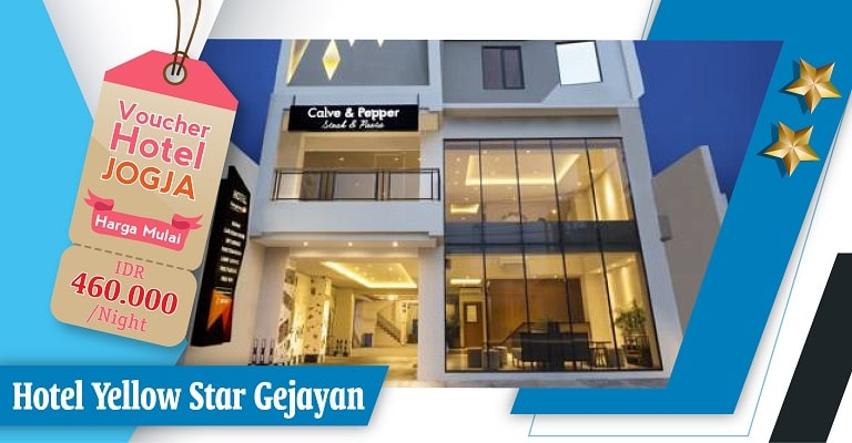 voucher hotel yellow star gejayan