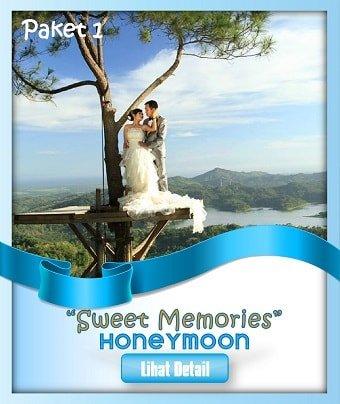 wisata honeymoon paket 1