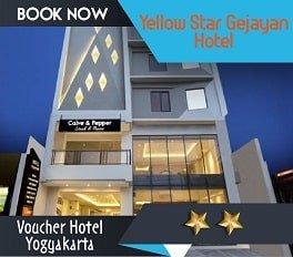 yellow star gejayan
