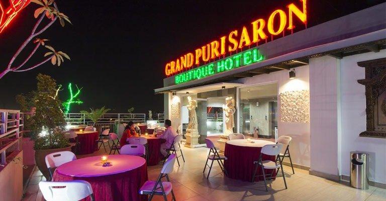 fasilitas grand puri saron