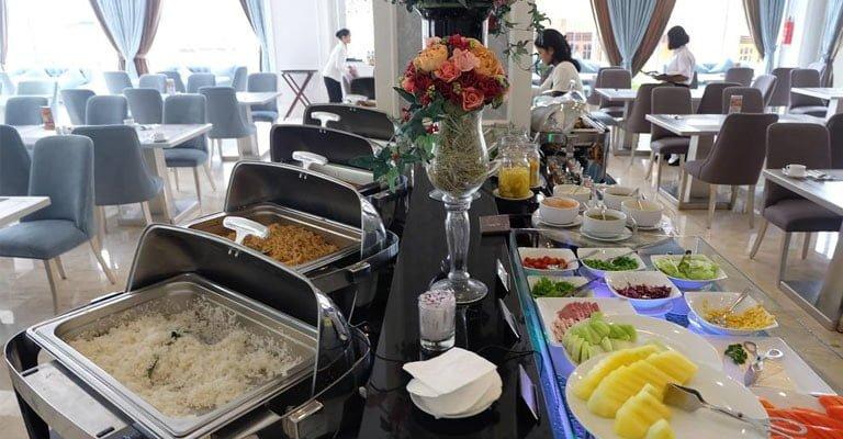 makanan grand keisha