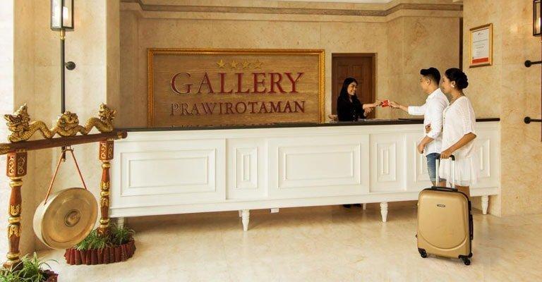 pelayanan gallery prawirotaman