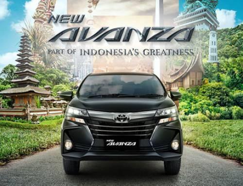 Sewa Avanza Jogja Facelift Terbaru 2019