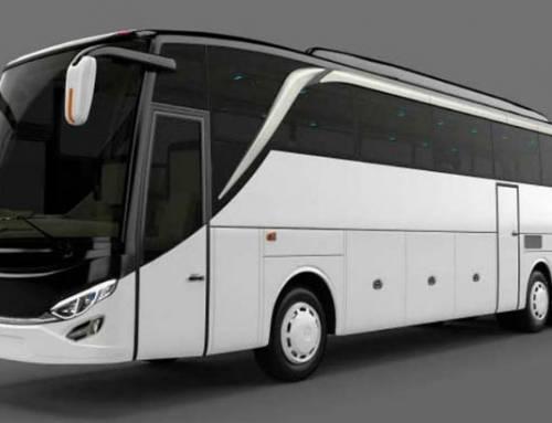 Sewa Big Bus Jogja: Rental Bus Pariwisata 38 – 48 Seat