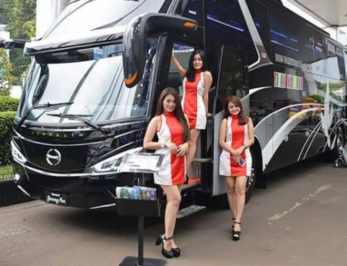 Sewa Bus SHD Jogja: Bus Pariwisata Double Class 48 – 52 Seat