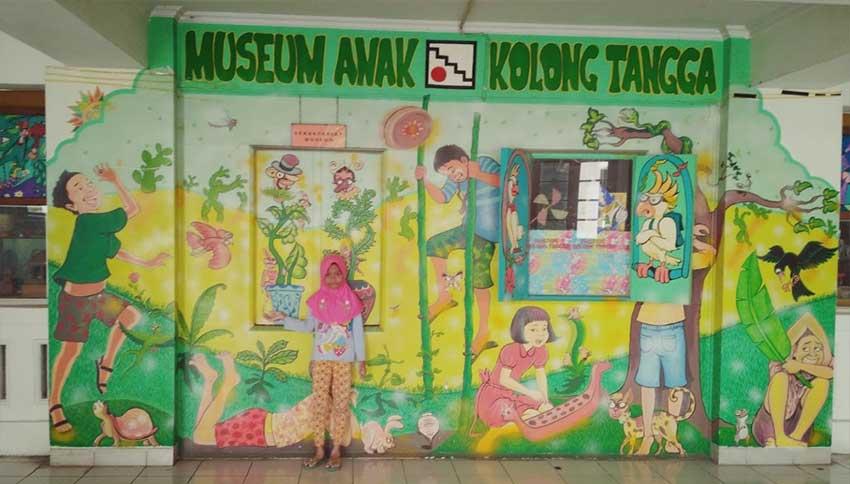 Wisata Museum Kolong Anak Tangga