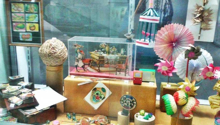 Museum Kolong Anak Tangga Jogja