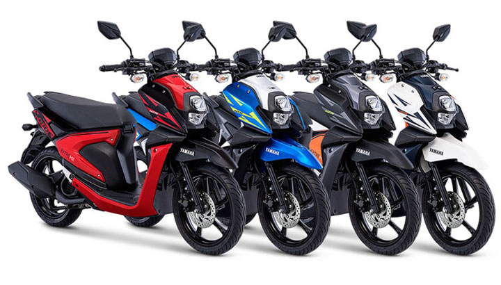 Sewa Motor X-Ride Jogja