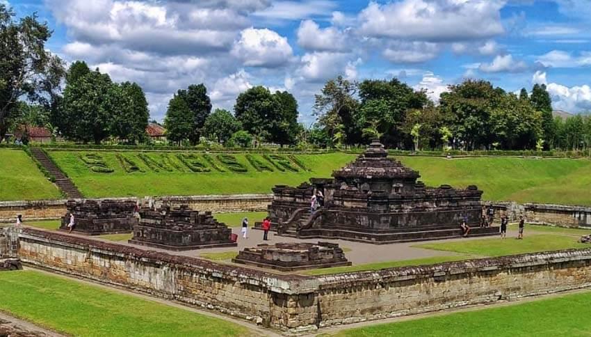 Candi Simbasari Yogyakarta