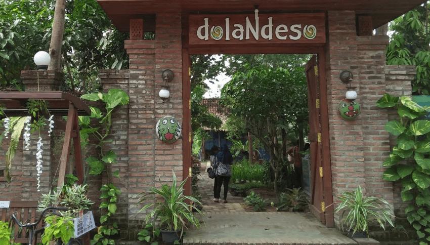 Lokasi Dolan Deso Boro
